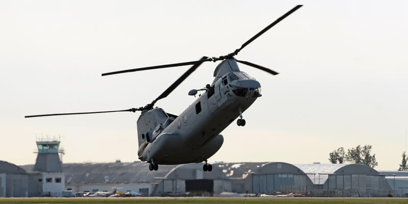 CH-46 PARTS AND SPARES