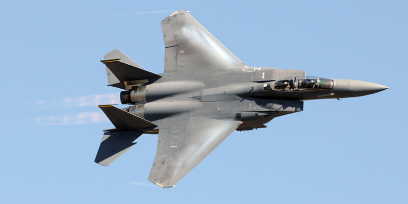 F-15 PARTS AND SPARES