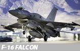f-16 falcon parts