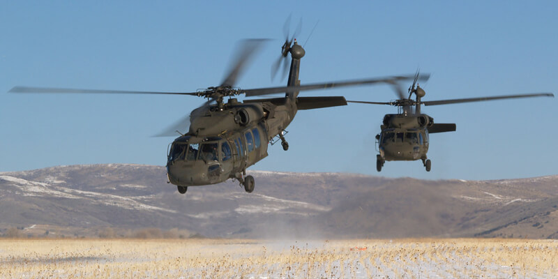 UH-60 Black Hawk Parts and Spares
