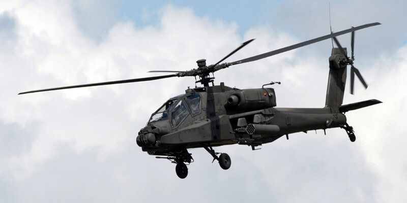AH-64 PARTS AND SPARES
