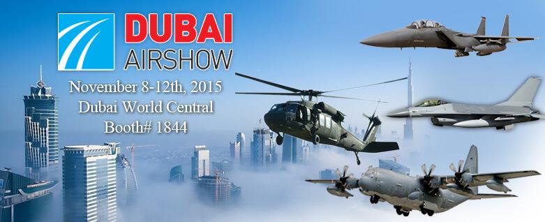 2015 Dubai Airshow – International USA Pavilion