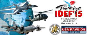 2015 International Defense Industry Fair-IDEF