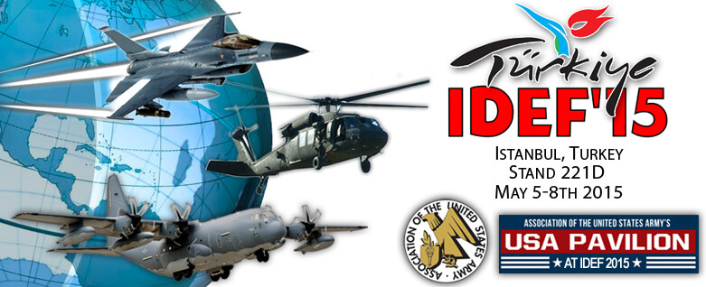 2015 International Defense Industry Fair-IDEF