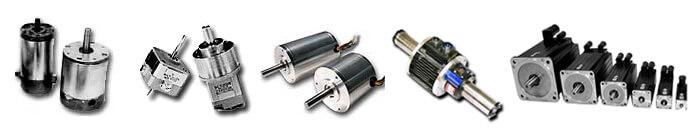 Motors Servomotors