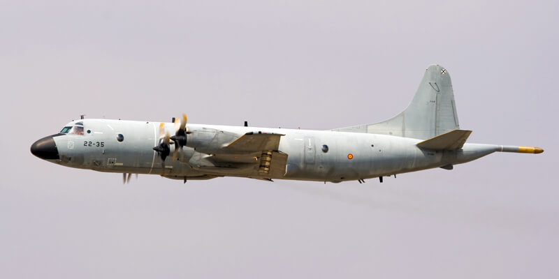 P-3 Orion Parts and Spares