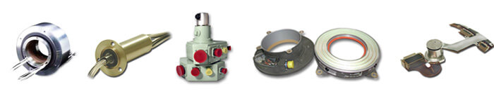 Slip Rings - Electrical, Miniature, Through Bore - DIMO Corp